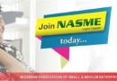 NASME Lagos presents Business Model