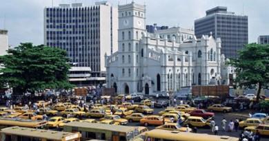 Nigeria as key economic center