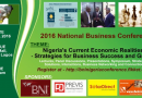 The 2016 National Business Conference on October 25