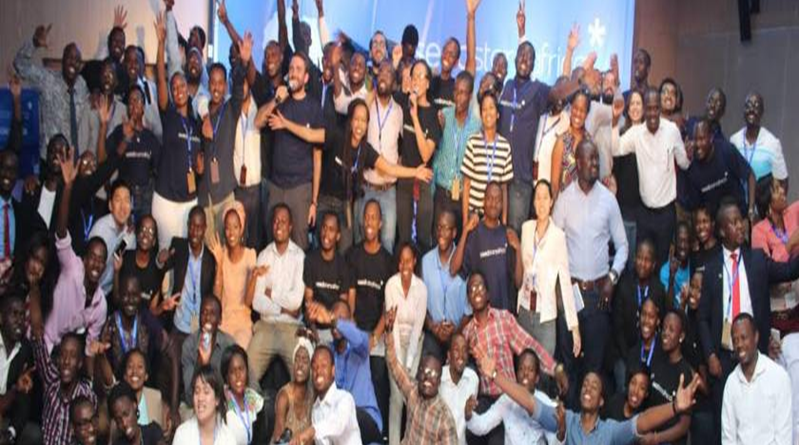 African winners for the Seedstars summit