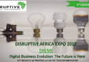 Disruptive Africa Expo and Exhibition 2017 to hold May 25, 2017