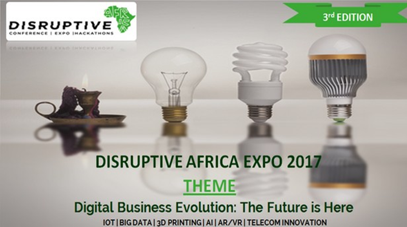 Disruptive Africa Expo