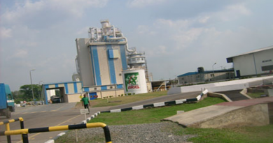 P&G Ibadan Plant