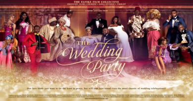 Nollywood's highest blockbuster movie, The Wedding Party, hits N450m – Businessday
