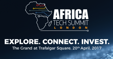 AFRICA TECH SUMMIT LONDON 2017
