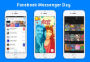 Facebook Globally Launches Messenger Day for photos and videos sharing
