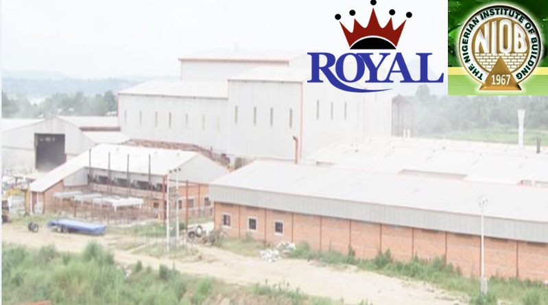 Royal Tiles Nigeria