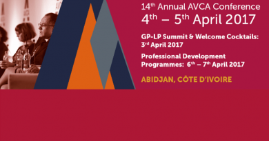 14th Annual AVCA Conference to hold in Abidjan Cote D'Ivoire