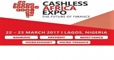 Lagos to host CashlessAfrica Expo 2017 – The future of finance