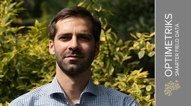 Paul Langlois-Meurinne, CEO and Co Founder, Optimetriks, Kenya