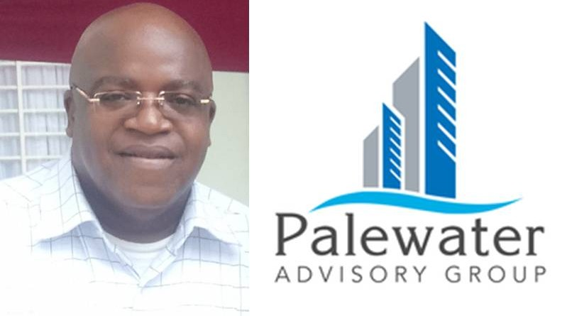 Alexander Nwuba of Palewater Advisory Group