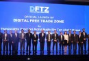 Alibaba Backs World's First Digital Free Trade Zone in Malaysia