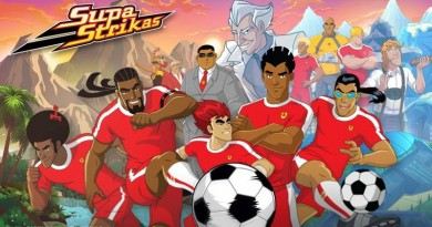 Promasidor Signs Partnership With Supa Strikas Comic Series
