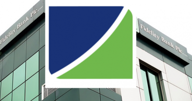 Fidelity Bank plc new logo