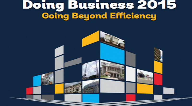 oing business 2015 report