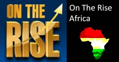 on the rise Africa talk show