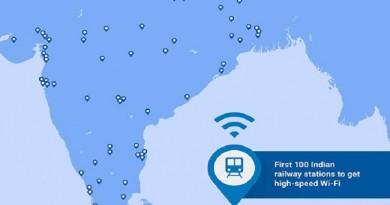 google to wifi india railway