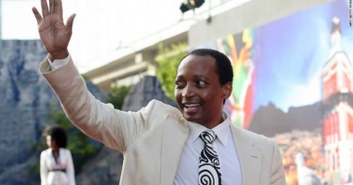 south african black billionaire Patrice Motsepe