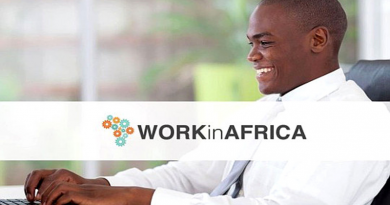 workinginafrica online recruitment