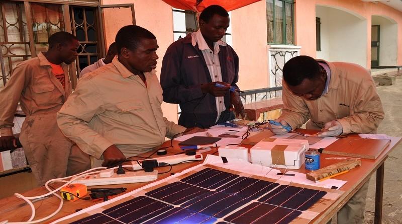 renewable energy training