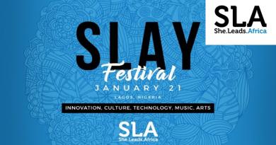 She Leads Africa 2017 Slay Festival