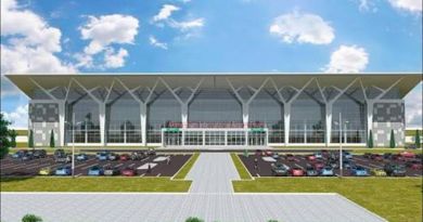 Akanu Ibiam International Airport Enugu