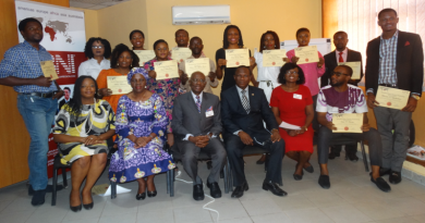 BNI Abuja region - Nigeria - Leadership Team Training