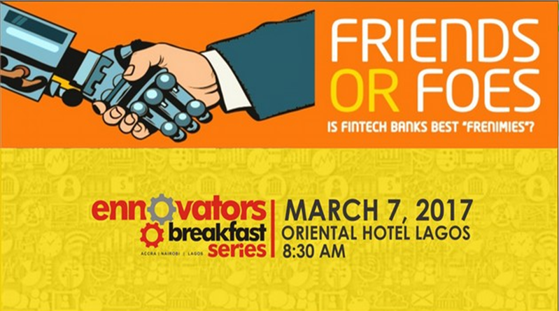 Ennovators breakfast series March 2017