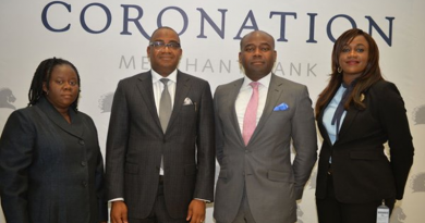coronation merchant bank limited