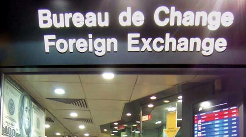 Bureau de change operators