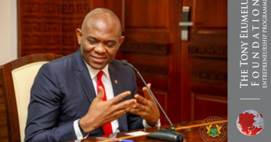 Tony Elumelu Entrepreneurship Program TEEP
