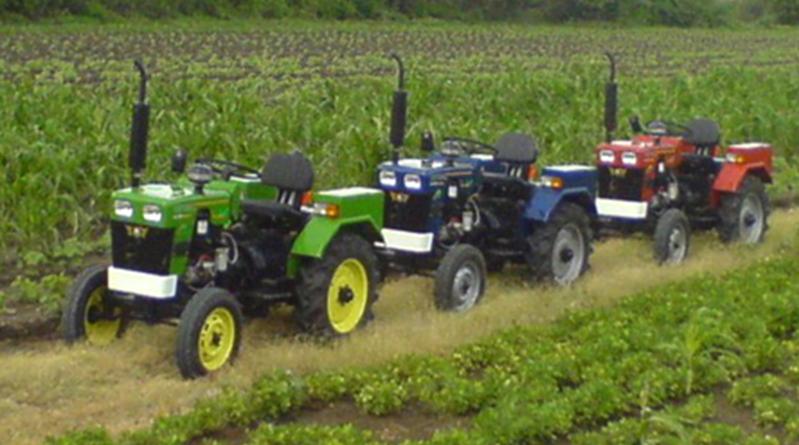 farming machinery