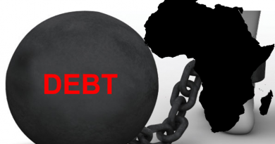 AFRICA'S DEBT CRISIS