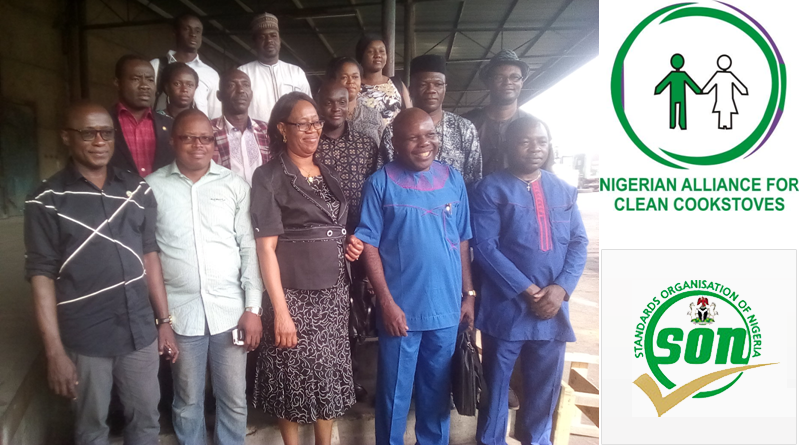 Technical Committee on Industrial Standards for clean cookstoves in Nigeria