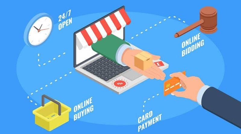 ECOMMERCE SPACE