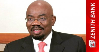 Jim Ovia founder of Zenith Bank