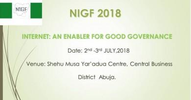 NIGF 2018