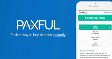 PAXFUL BITCOIN TECHNOLOGY