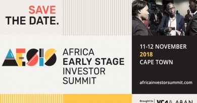 AFRICA EARLY STAGE INVESTOR SUMMIT AESIS2018