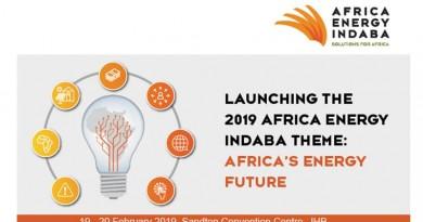 AFRICAN ENERGY INDABA