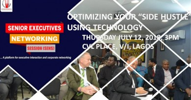 CVL SENIOR EXECUTIVES NETWORKING SESSION