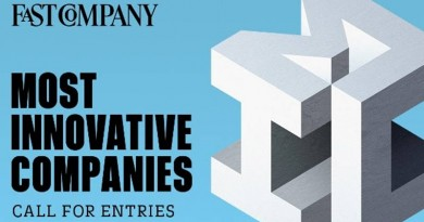FASTCOMPANY MOST INNOVATIVE COMPANIES