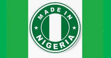Made in Nigeria products