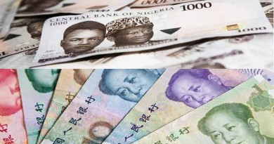 NAIRA YUAN CURRENCY SWAP