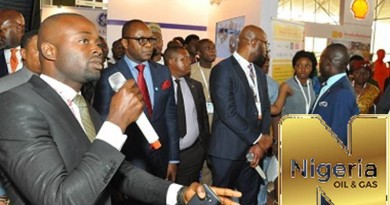 NIGERIA OIL AND GAS CONFERENCE AND EXHIBITION NOG