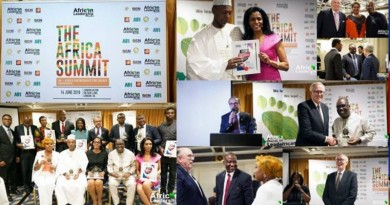 THE AFRICAN SUMMIT IN LONDON