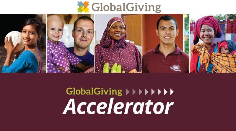 globalgiving accelerator
