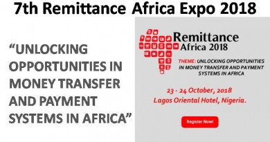 7th Remittance Africa Expo 2018