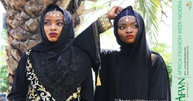 AFWN2018 Designer Spotlight Modest Wear Designer, Habeebat