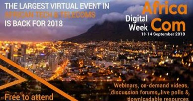 AfricaCom Digital Week